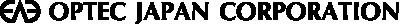 Optec Japan Corporation logo